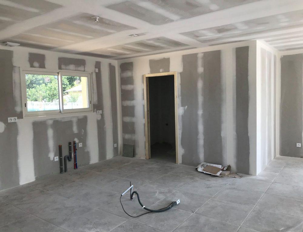 Construction d'une habitation dans le 82