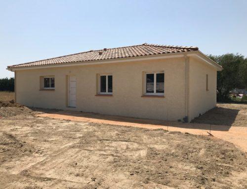 Maison en chantier dans le Tarn-et-Garonne