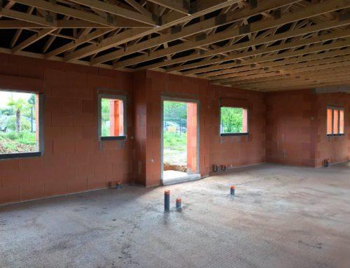 Construction d'une maison à Orgueil